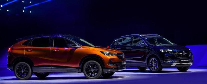 昂科拉家族双车上市,别克SUV产品矩阵趋于完善
