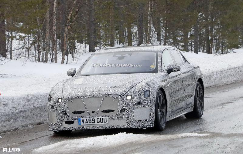 捷豹全新XJ纯电版亮相推迟与特斯拉Model S同级-图2