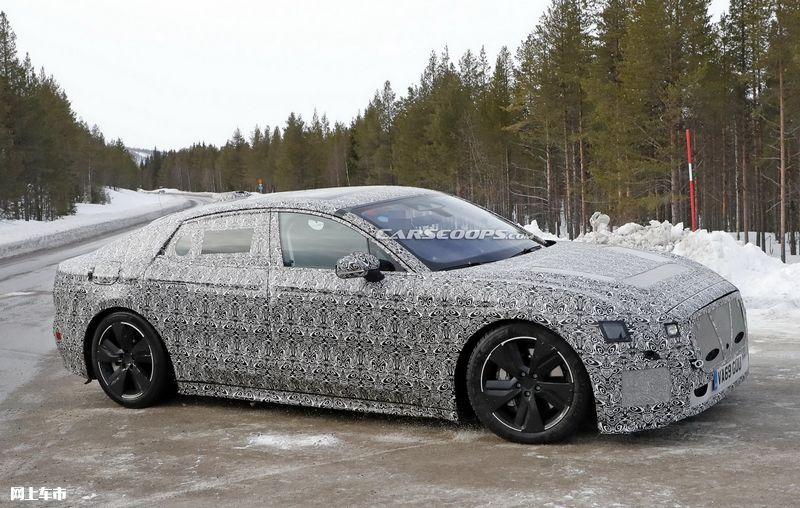 捷豹全新XJ纯电版亮相推迟与特斯拉Model S同级-图3