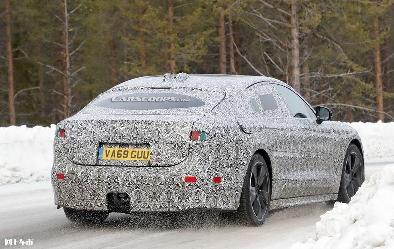 捷豹全新XJ纯电版亮相推迟与特斯拉Model S同级-图5