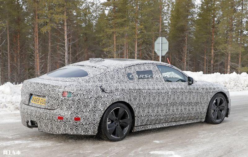 捷豹全新XJ纯电版亮相推迟与特斯拉Model S同级-图7