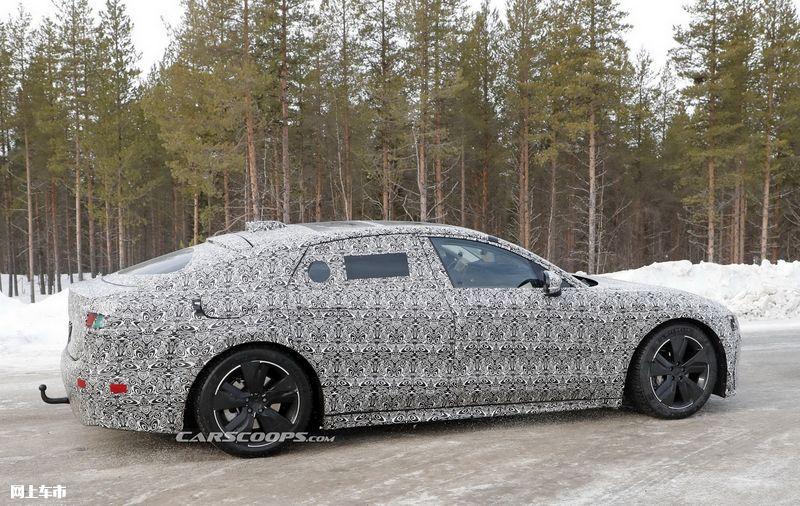 捷豹全新XJ纯电版亮相推迟与特斯拉Model S同级-图8