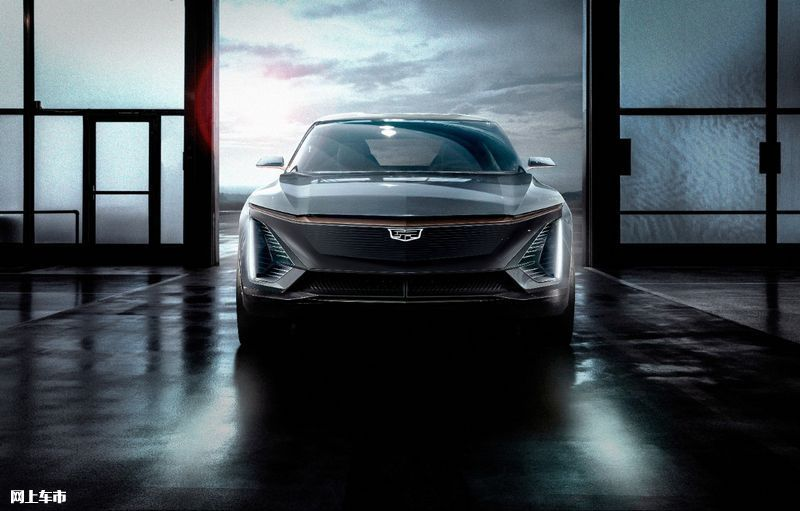 凯迪拉克推纯电概念车8月6日发布/配34英寸大屏-图1