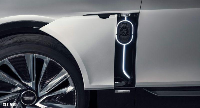 凯迪拉克推纯电概念车8月6日发布/配34英寸大屏-图6