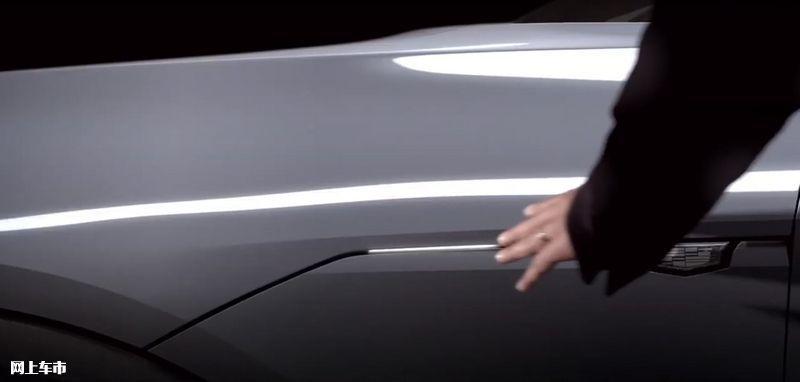 凯迪拉克推纯电概念车8月6日发布/配34英寸大屏-图5
