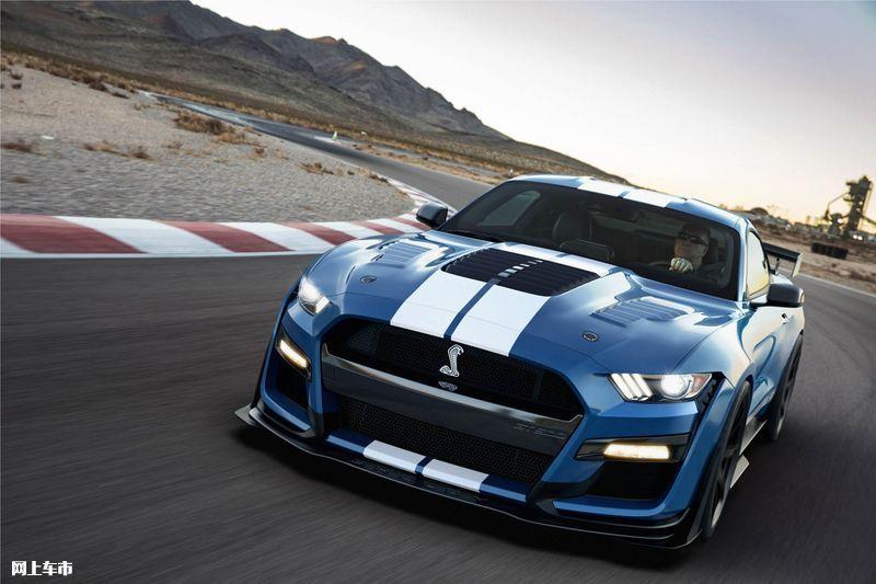 福特野马GT推Shelby签名版车型 年产量100台以内