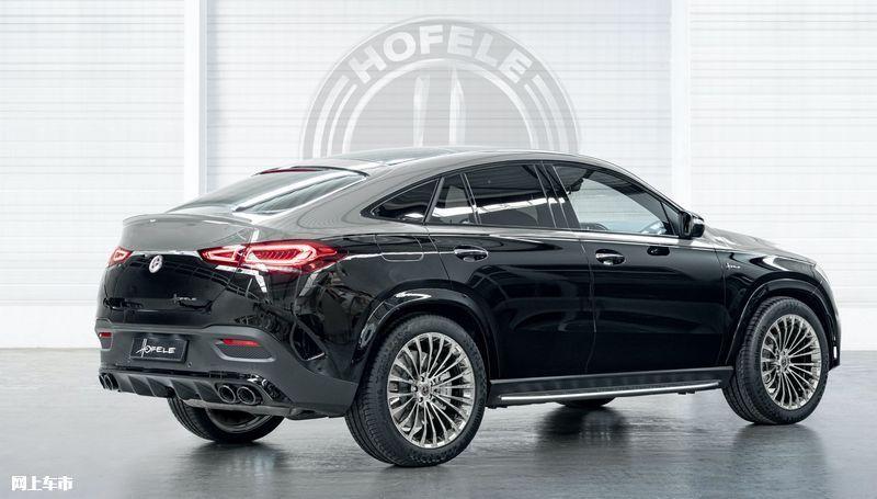 奔驰GLE推专属定制版车型 双色车身神似迈巴赫-图1