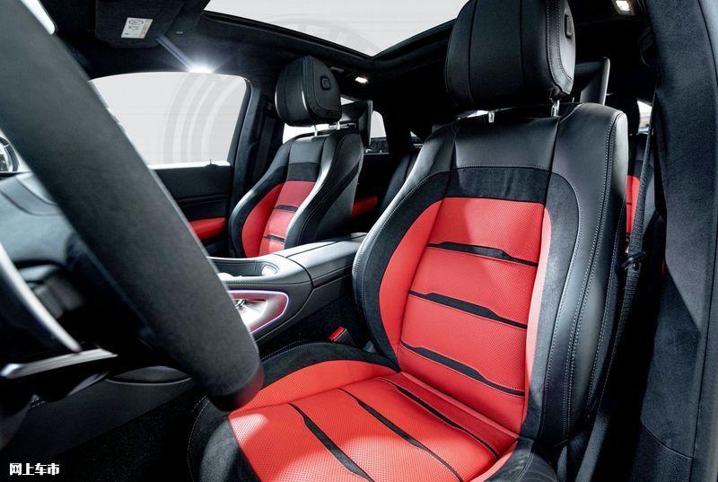 奔驰GLE推专属定制版车型 双色车身神似迈巴赫-图10