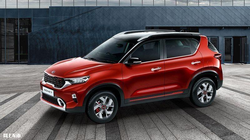 起亚新款小型SUV发布 科技配置丰富/年内开售-图1