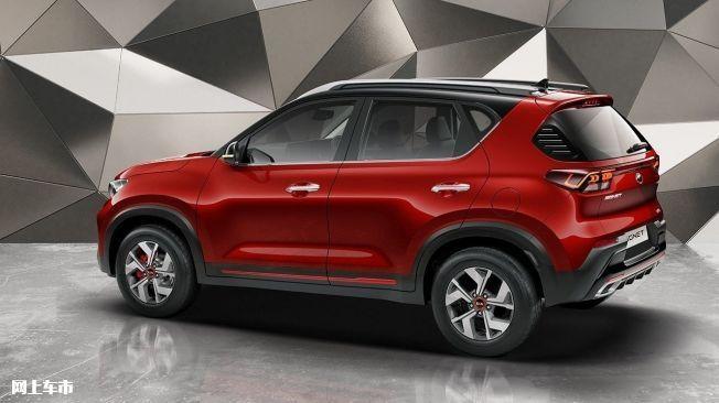 起亚新款小型SUV发布 科技配置丰富/年内开售-图2