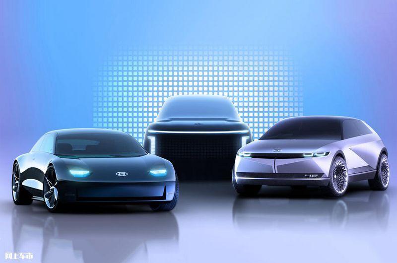 现代发布专属电动品牌IONIQ 四年内将推三款新车-图1