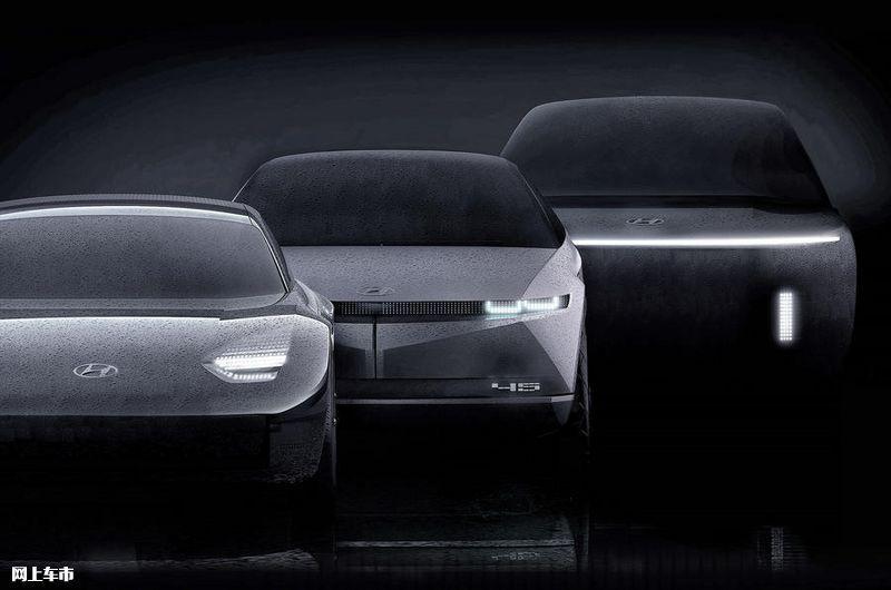 现代发布专属电动品牌IONIQ 四年内将推三款新车-图2