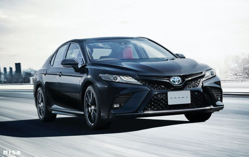 丰田新款凯美瑞正式发布!搭2.5L混动/配置更丰富