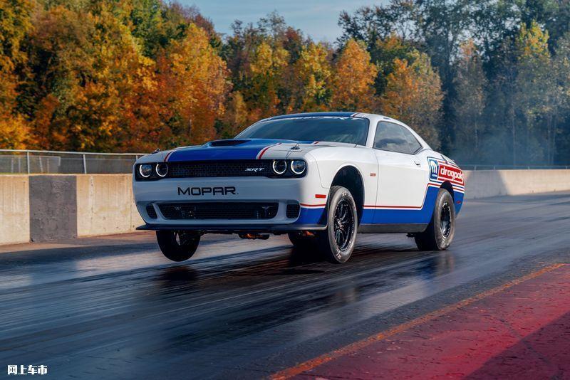 道奇挑战者新车型发布!限量发售50台/搭3.0T引擎