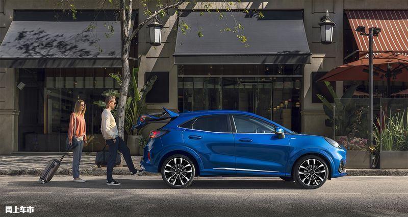 福特全新SUV售价曝光搭1.0T+7AT/配悬浮式中控屏-图6
