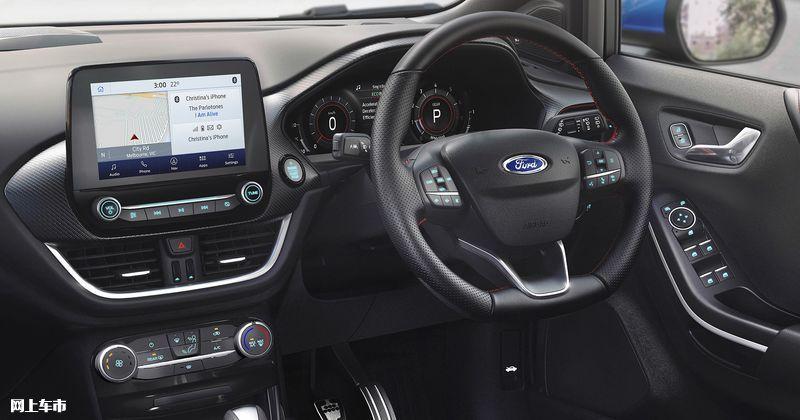 福特全新SUV售价曝光搭1.0T+7AT/配悬浮式中控屏-图11
