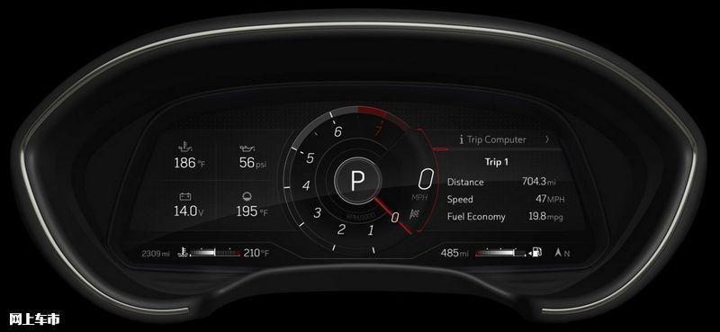 凯迪拉克推新款CT4/CT5配置大涨/三季度开售-图6
