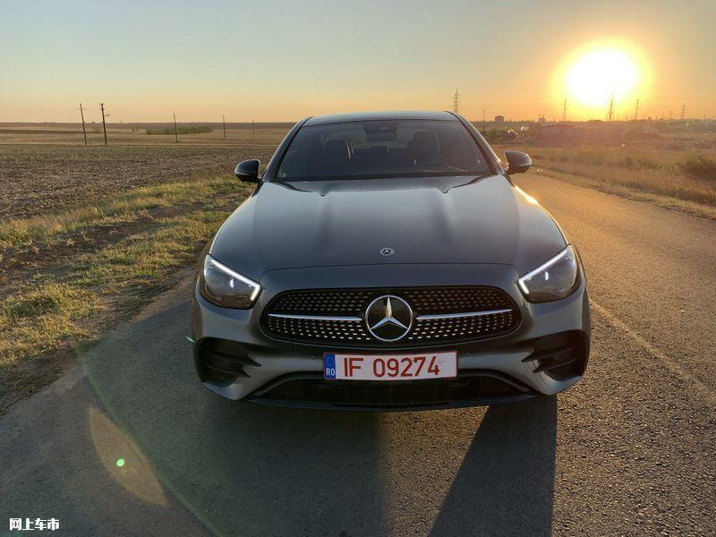 奔驰新款E级实拍曝光下周五上市/尺寸超奥迪A6L-图6