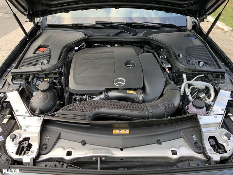 奔驰新款E级实拍曝光下周五上市/尺寸超奥迪A6L-图14