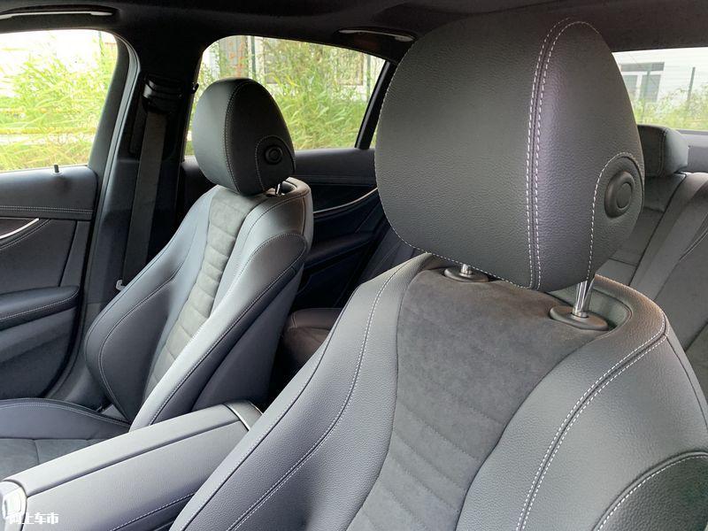 奔驰新款E级实拍曝光下周五上市/尺寸超奥迪A6L-图22