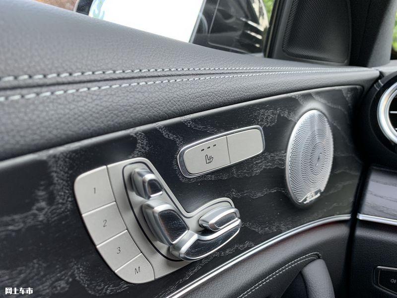 奔驰新款E级实拍曝光下周五上市/尺寸超奥迪A6L-图26