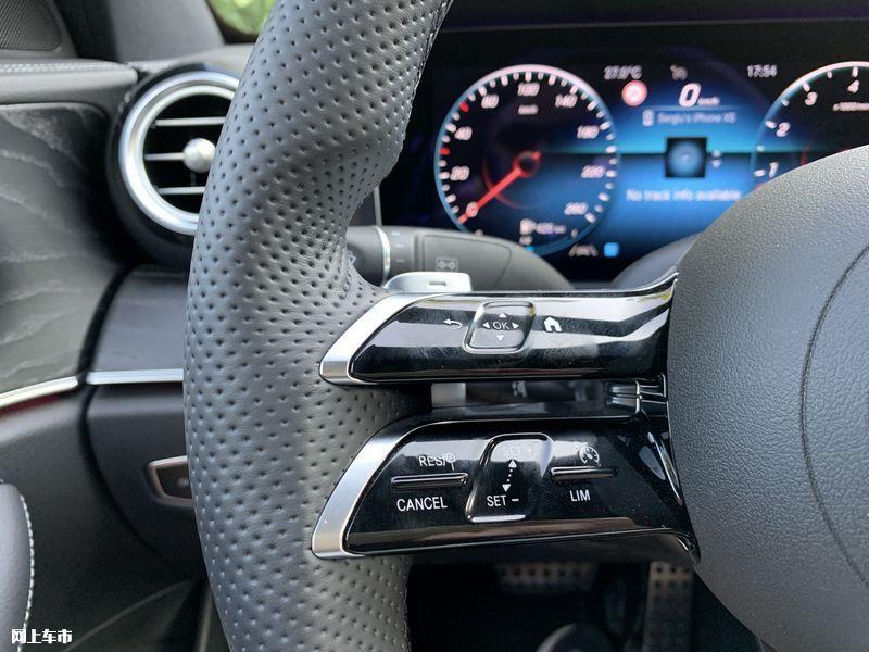奔驰新款E级实拍曝光下周五上市/尺寸超奥迪A6L-图29