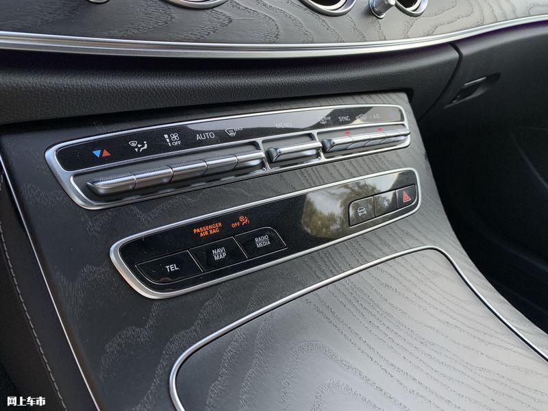奔驰新款E级实拍曝光下周五上市/尺寸超奥迪A6L-图30