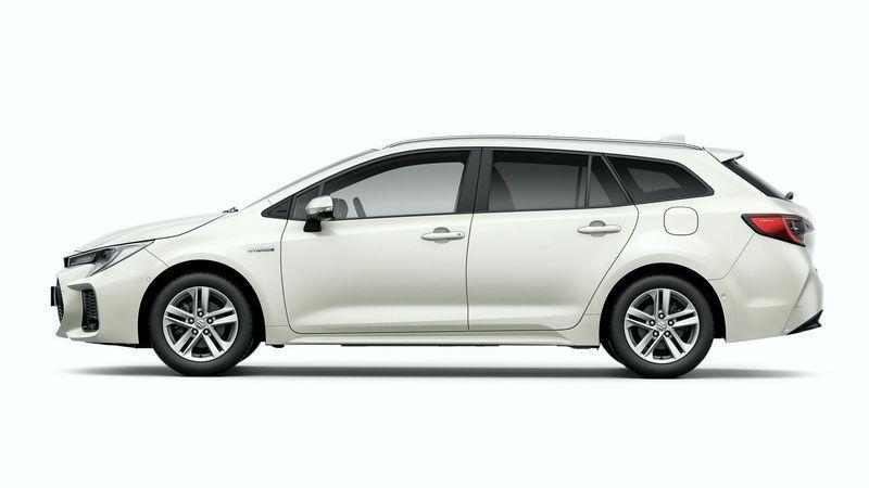 铃木全新旅行车发布年底即将开售/搭1.8L混动-图5