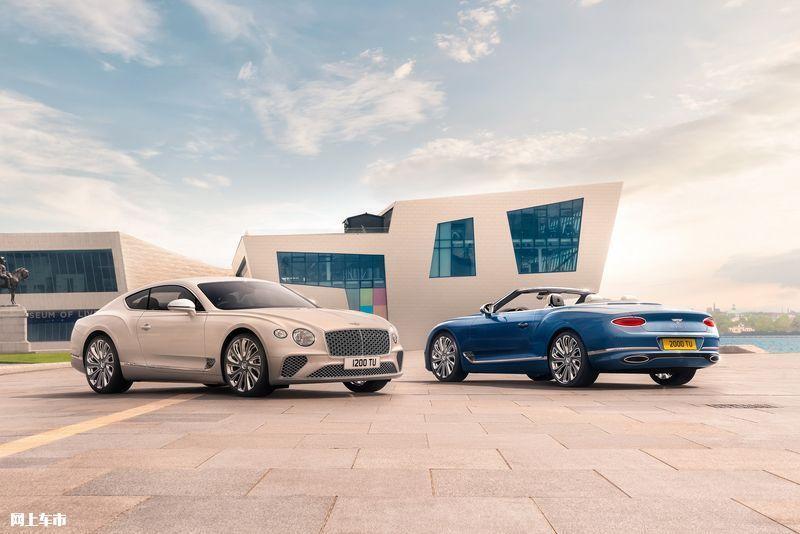 宾利新款欧陆GT正式发布下周二亮相/配置大涨-图1