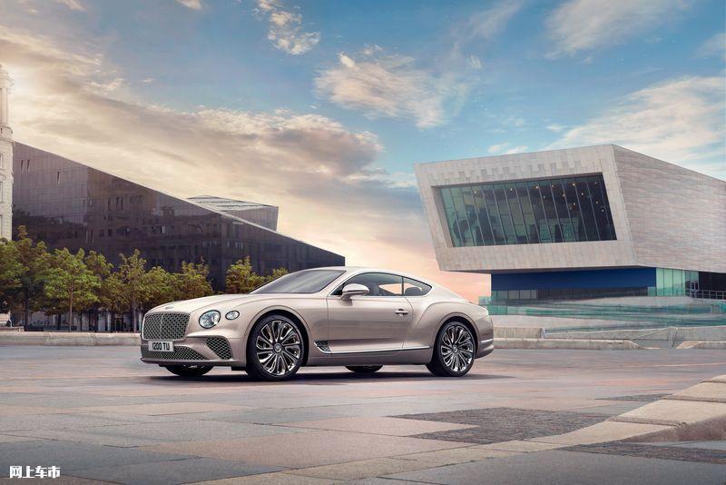 宾利新款欧陆GT正式发布下周二亮相/配置大涨-图5
