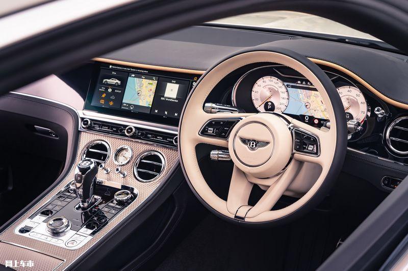 宾利新款欧陆GT正式发布下周二亮相/配置大涨-图9