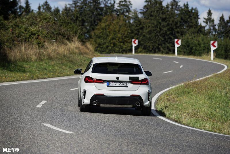 宝马1系新车型曝光11月推出/搭2.0T+限滑差速器-图12