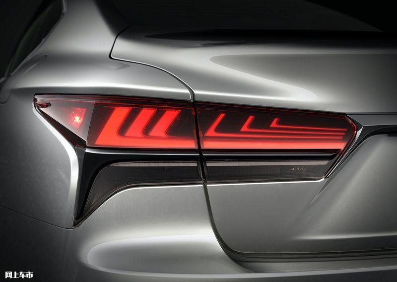 雷克萨斯新款LS亮相配置升级/年内上市开售-图17