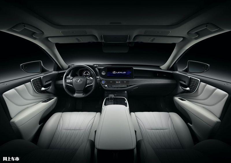 雷克萨斯新款LS亮相配置升级/年内上市开售-图22