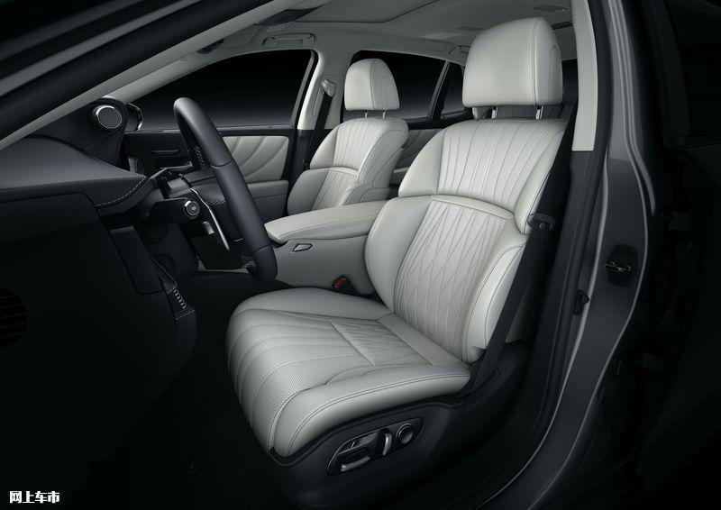 雷克萨斯新款LS亮相配置升级/年内上市开售-图23