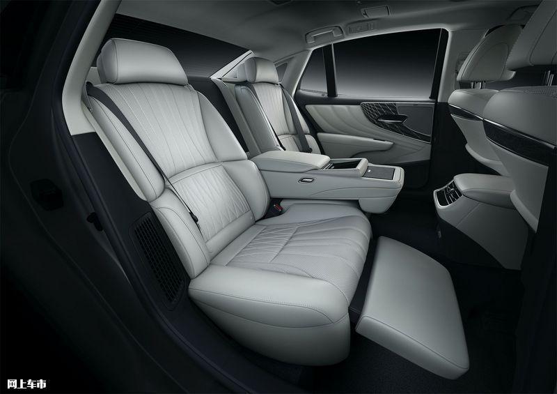 雷克萨斯新款LS亮相配置升级/年内上市开售-图25