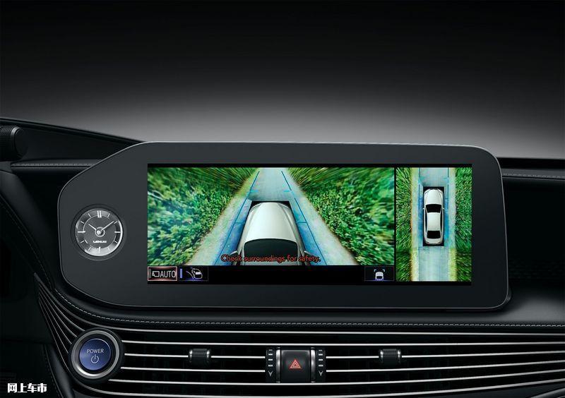 雷克萨斯新款LS亮相配置升级/年内上市开售-图28