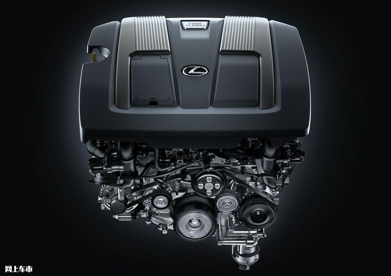 雷克萨斯新款LS亮相配置升级/年内上市开售-图34