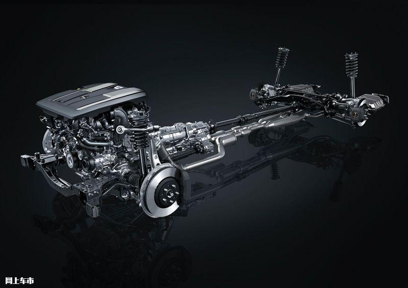 雷克萨斯新款LS亮相配置升级/年内上市开售-图36