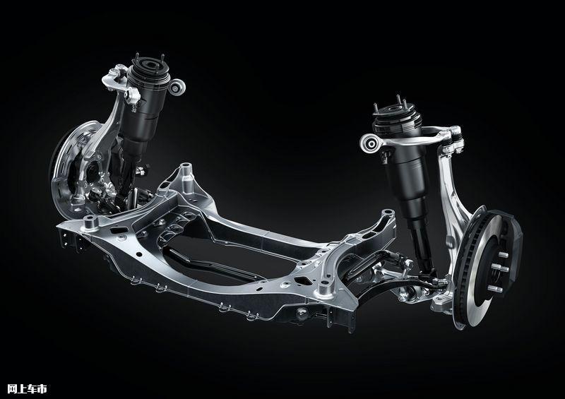 雷克萨斯新款LS亮相配置升级/年内上市开售-图37