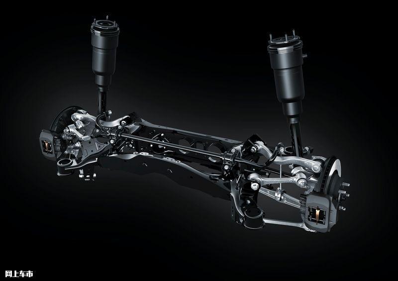 雷克萨斯新款LS亮相配置升级/年内上市开售-图39