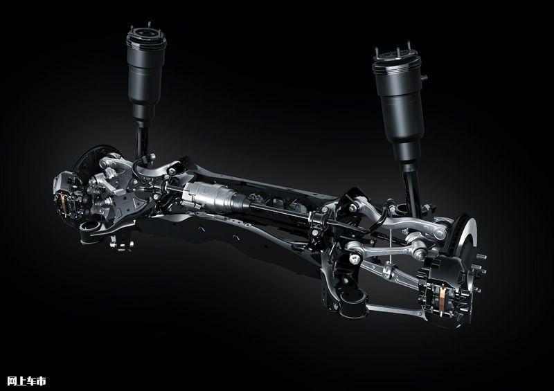 雷克萨斯新款LS亮相配置升级/年内上市开售-图40