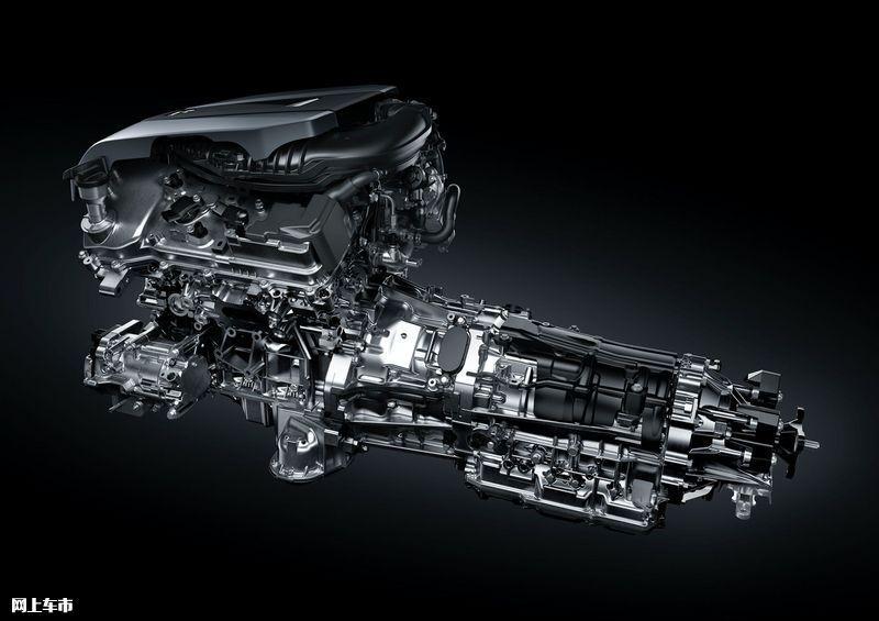雷克萨斯新款LS亮相配置升级/年内上市开售-图41