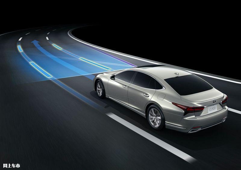 雷克萨斯新款LS亮相配置升级/年内上市开售-图49