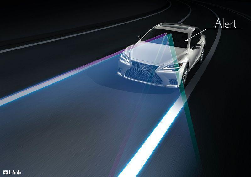 雷克萨斯新款LS亮相配置升级/年内上市开售-图50