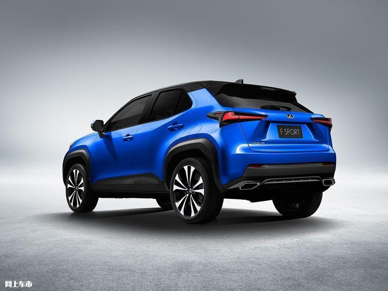 雷克萨斯全新小型SUV搭1.5L混动/酷似小号LX-图2