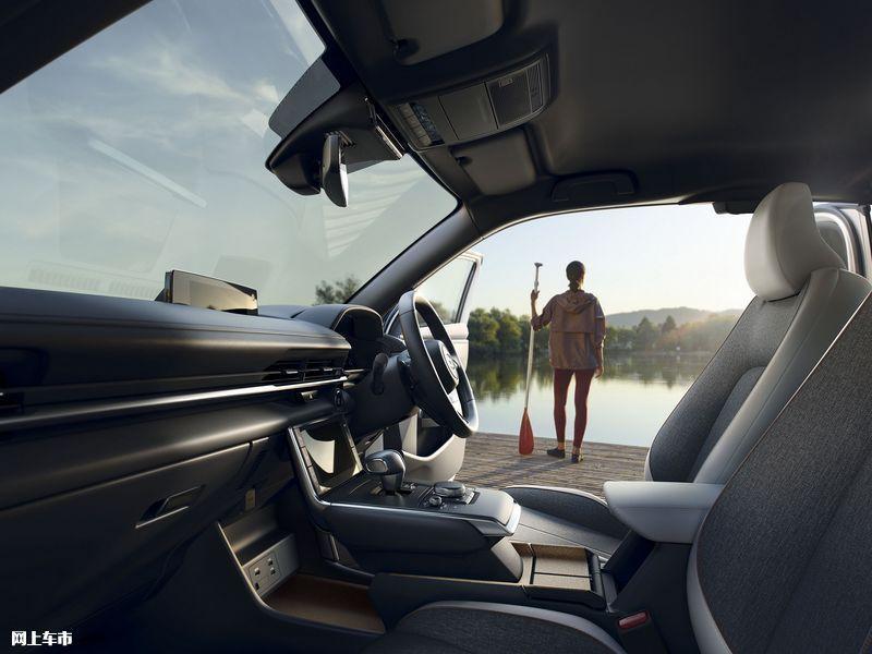 马自达新款MX-30开售增搭轻混系统/配四驱系统-图5
