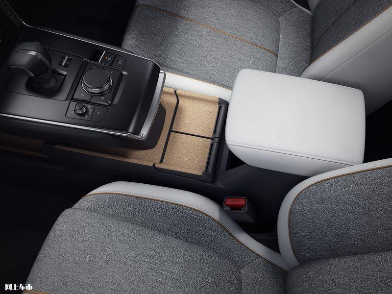 马自达新款MX-30开售增搭轻混系统/配四驱系统-图12