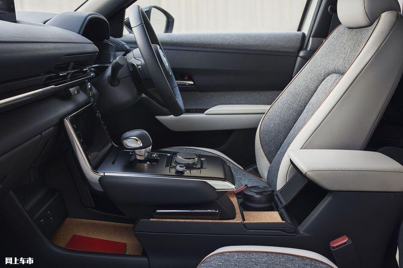 马自达新款MX-30开售增搭轻混系统/配四驱系统-图13