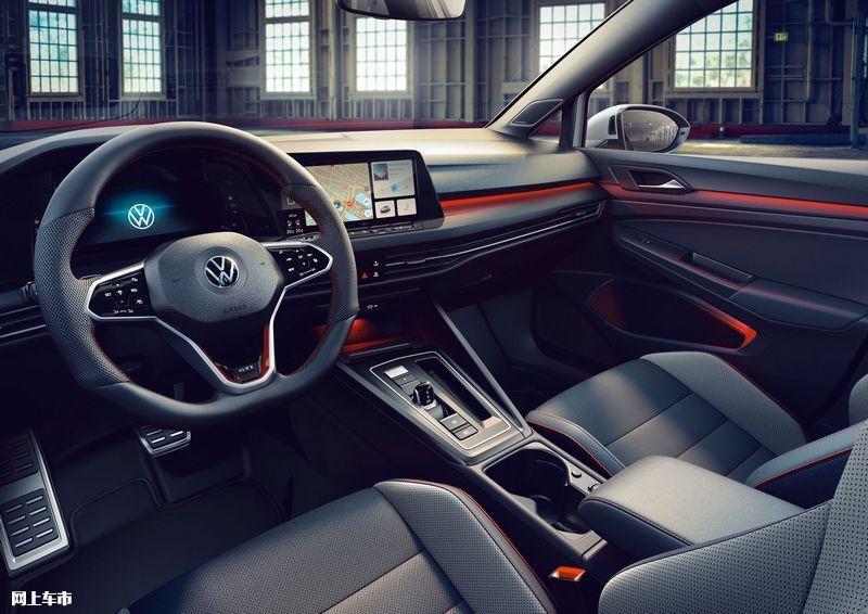 大众高尔夫GTI新车型动力提升/还配电子差速器-图8